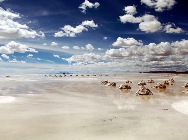 Salar de Uyuni ,