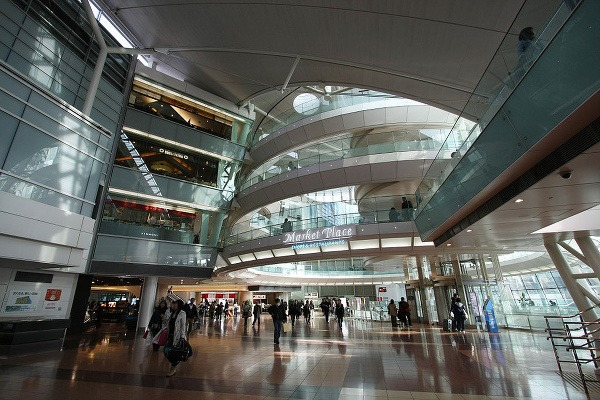 Letisko Haneda (Medzinárodné letisko