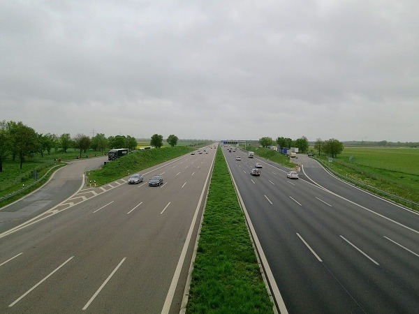 Nemecká diaľnica