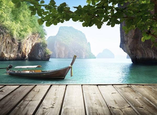 Adamanské more, Thajsko