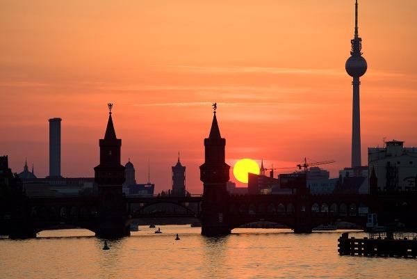 Televízna veža, Berlín, Nemecko