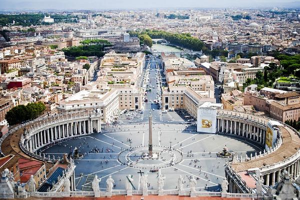 Námestie sv. Petra, Rím,