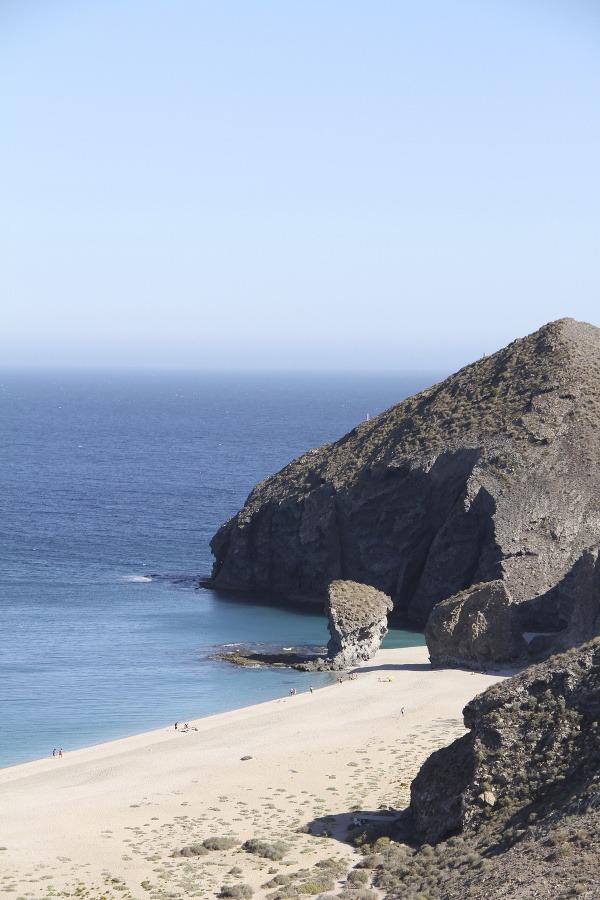 Pláž Playa de los