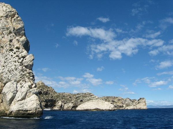 Ostrov Medes, Španielsko