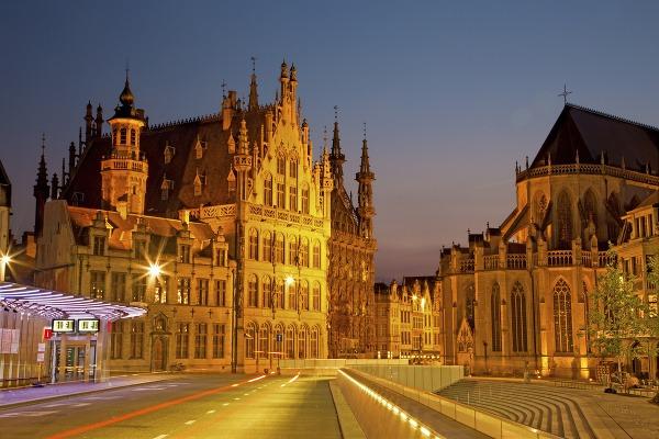 Leuven, Belgicko