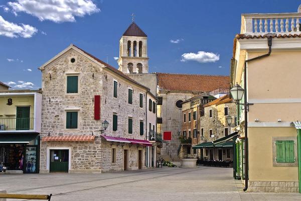 Vodice, Chorvátsko