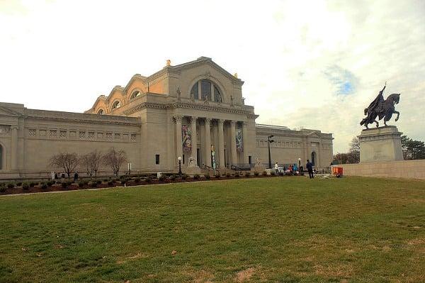 Umelecké múzeum, St. Louis,