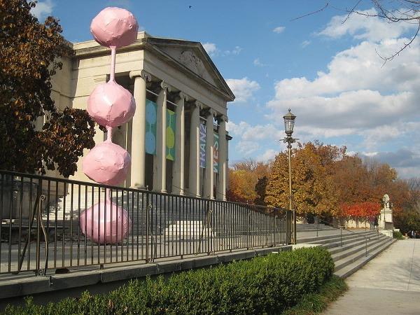 Múzeum umenia, Baltimore, USA