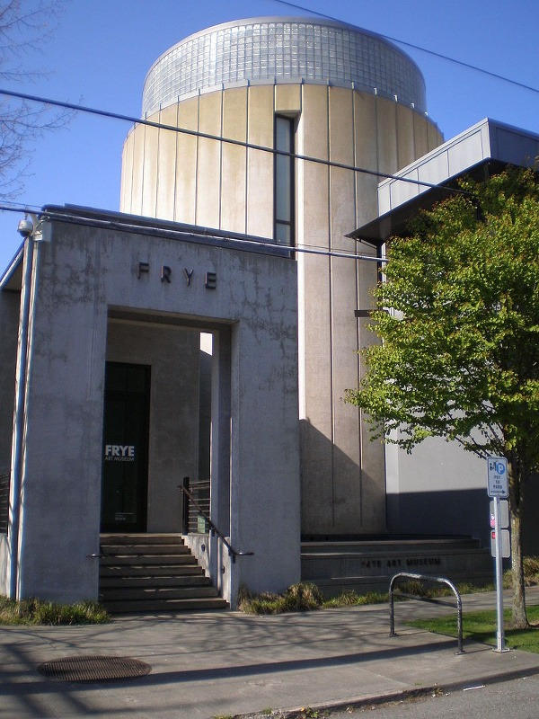 Frye Art Múzeum, Seattle,