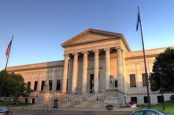 Inštitút umenia, Minneapolis, USA