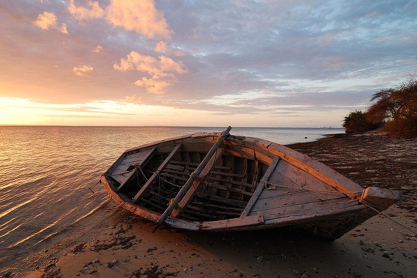 Ostrov Ibo, Mozambik