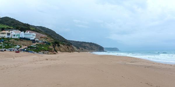 Pláž Salema, Portugalsko