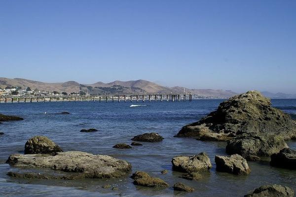 Cayucos, Kalifornia, USA