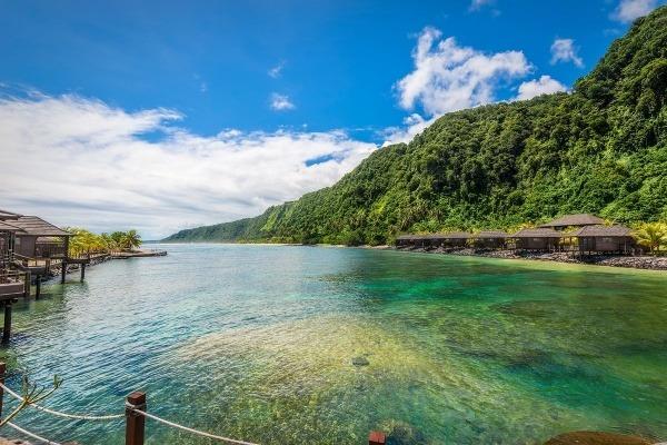 Dlhé pláže, krásna príroda