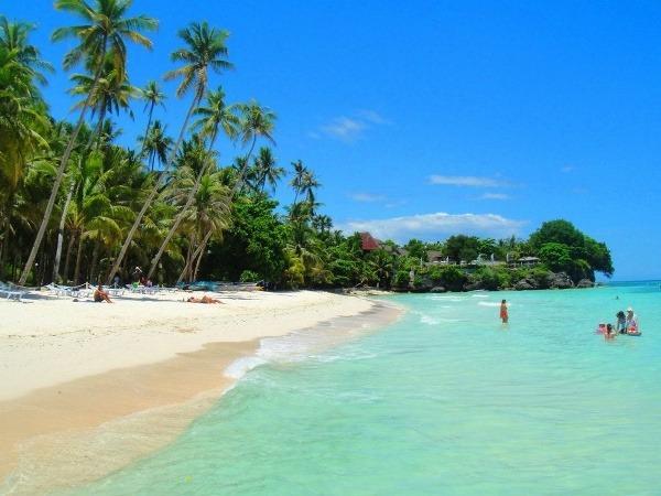 Ostrov Panglao Island, Filipíny