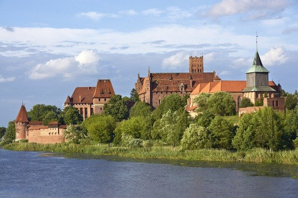 Hrad Malbork, Poľsko