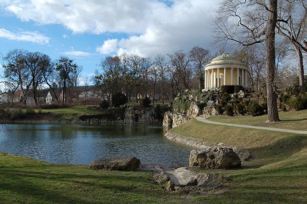 Zámocký park Esterházyovcov, Eisenstadt
