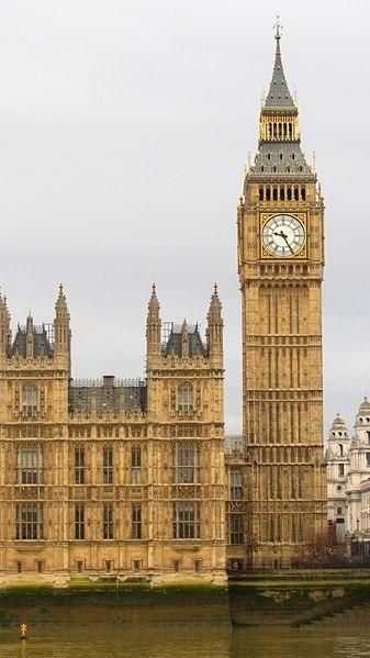 Britský parlament a Big