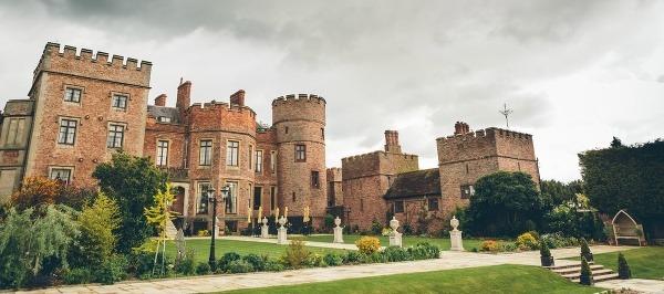 Rowton Castle, Veľká Británia