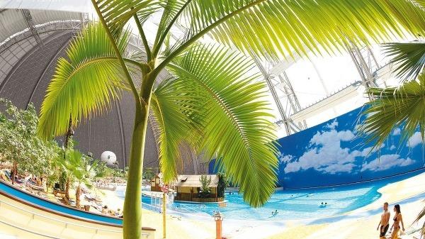 Tropical Island, Berlín, Nemecko