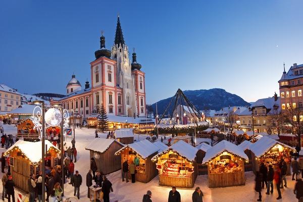 Vysoké Štajersko, Hoch Steiermark