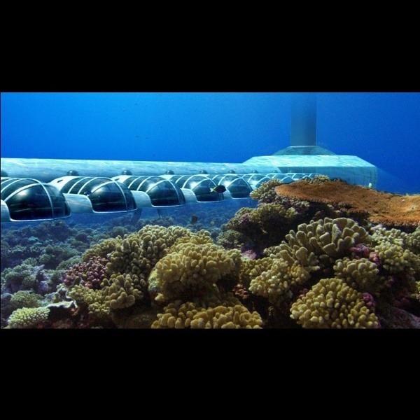 Poseidon Underwater Resort, Fidži