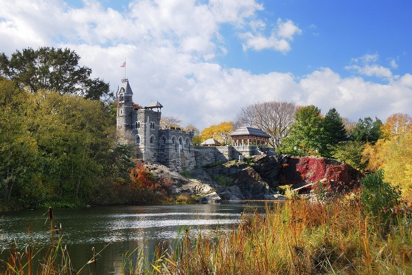 Central Park, New York,