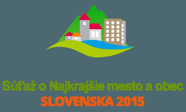 """87d8e009c056 Koniec súťaží """"Najkrajšie mesto a obec Slovenska 2015"""" a """"Primátor ..."""