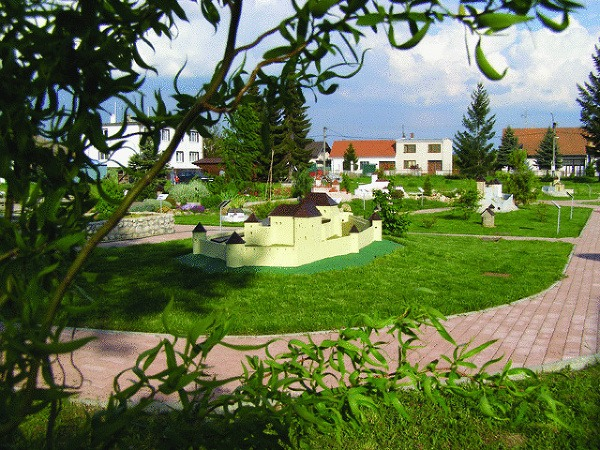Park miniatúr, Podolie