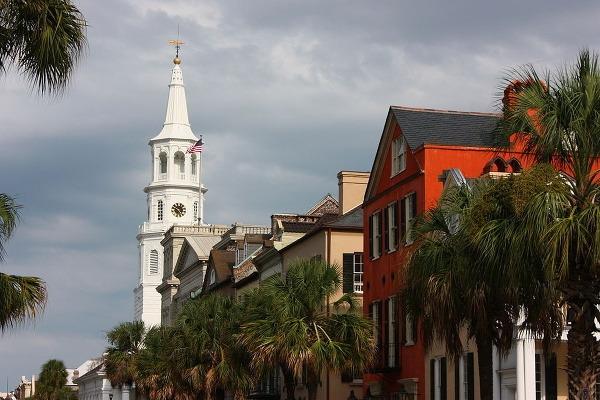 Charleston, Južná Karolína, USA