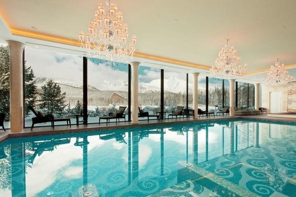 Grand Hotel Kempinski, Vysoké