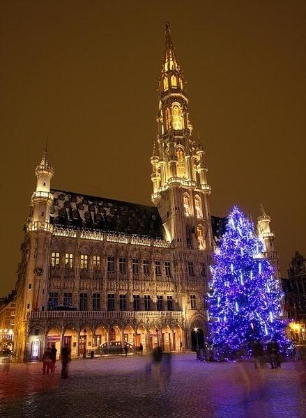 Brusel, Grand Place, Belgicko