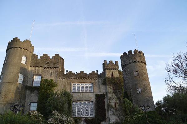 Hrad Malahide, Dublin, Írsko