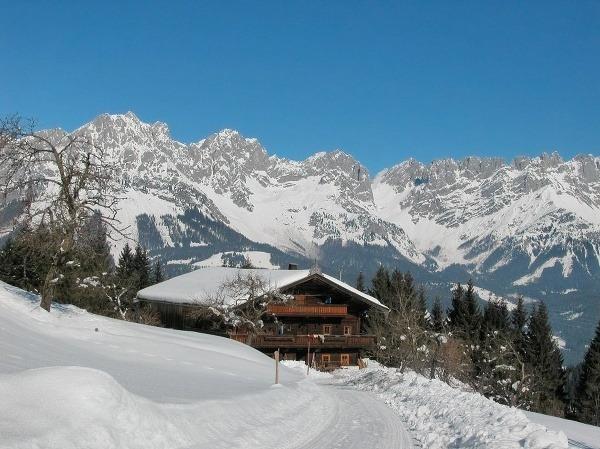 Ellmau, Rakúsko