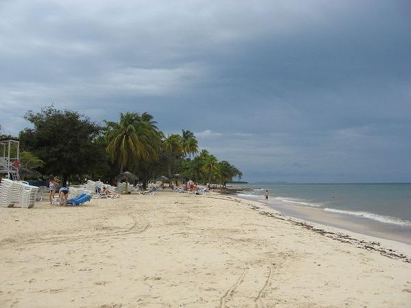Pláž Guardalavaca, Kuba