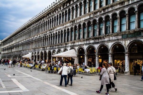 Námestie sv. Marka, Benátky