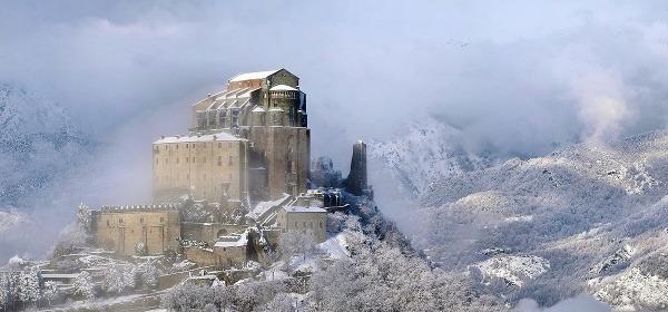 Opátstvo San Michele, Piedmont,