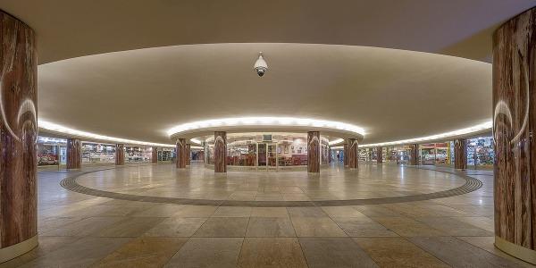 Opernpassage v Innere Stadt,