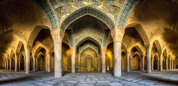 Mešita Vakil v Shiraze,