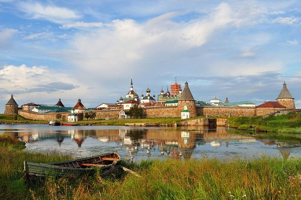 Kláštor Solovetsky, Rusko