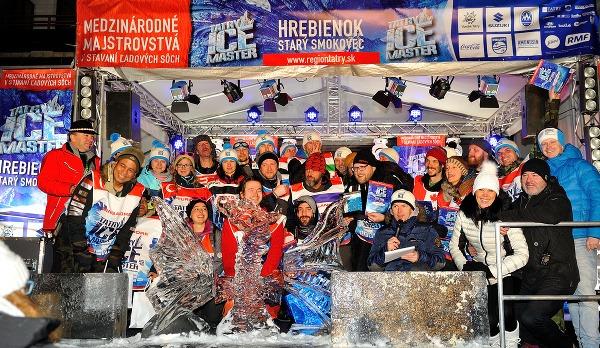 Tatry Ice Master, Vysoké