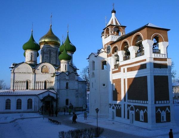 Eurymiusov kláštor, Suzdaľ