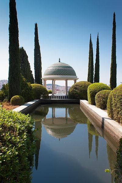 Botanická záhrada, Malaga