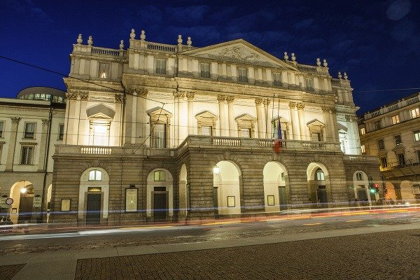 Opera La Scala, Miláno
