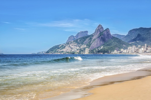 Pláž Ipanema, Rio de