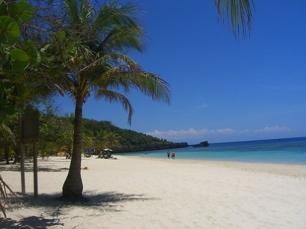 Pláž West Bay, Roatan,