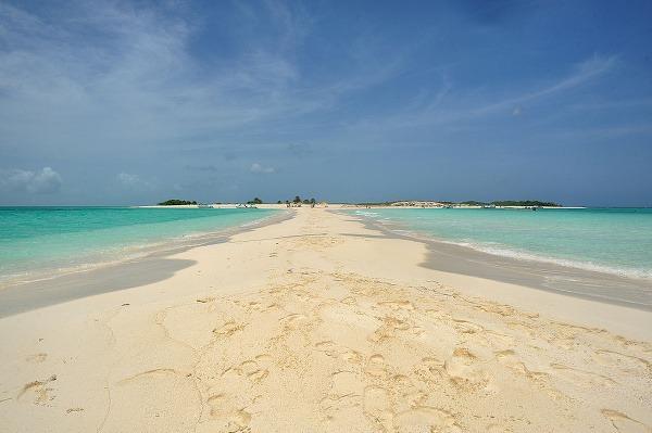 Pláž Cayo de Agua,