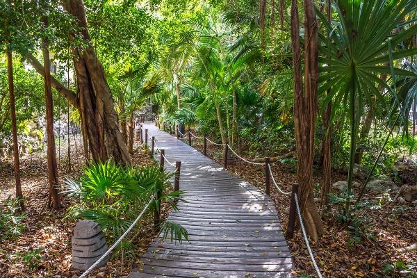 Mestské parky v Playa