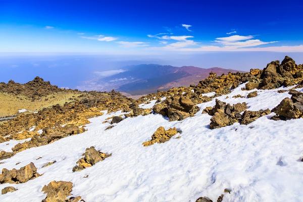 Teide, Tenerife, Kanárske ostrovy