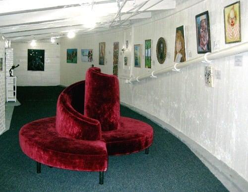 Múzeum nepodareného umenia, Massachusetts,